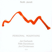 Personal Mountains by Keith Jarrett