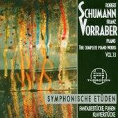 Robert Schumann: Complete Piano Works 13 by Franz Vorraber