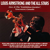 Live At The Exhibition Gardens von Louis Armstrong
