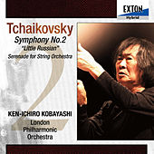 Tchaikovsky: Symphony No. 2 Little Russian, Serenade for String Orchestra de London Philharmonic Orchestra
