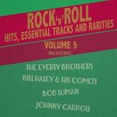 Rock 'N' Roll Hits, Essential Tracks and Rarities, Vol. 5 de Various Artists