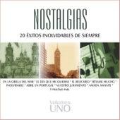 Nostalgias, Vol. 1: Las Voces del Recuerdo by Various Artists