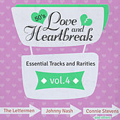 Love and Heartbreak from the 50's, Hits, Essential Tracks and Rarities, Vol. 4 by Various Artists