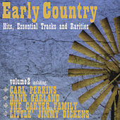Early Country Hits, Essential Tracks and Rarities, Vol. 2 de Various Artists