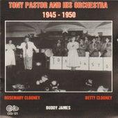 Tony Pastor and His Orchestra 1945-1950 by Tony Pastor