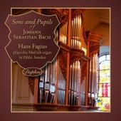 Sons and pupils of Johann Sebastian Bach by Hans Fagius