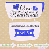 Love and Heartbreak from the 50's, Hits, Essential Tracks and Rarities,Vol. 5 by Various Artists