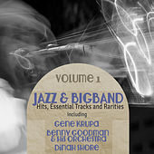 Big Band & Jazz Hits, Essential Tracks and Rarities, Vol. 1 de Various Artists