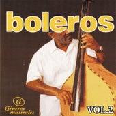 Boleros, Vol. 2 by Various Artists