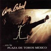 En la Plaza de Toros Mexico de Ana Gabriel