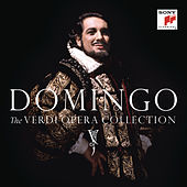 Plácido Domingo - The Verdi Opera Collection de Plácido Domingo