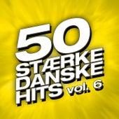 50 Stærke Danske Hits (Vol. 6) de Various Artists