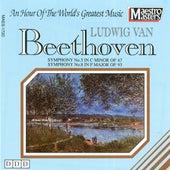 Symphonies No. 5 and No. 8 by Anton Nanut