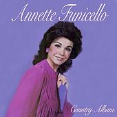 Country Album van Annette Funicello