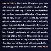 Backa tiden by Joel Alme