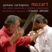 Mozart: The Violin Concertos; Sinfonia Concertante di Claudio Abbado