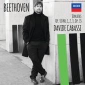 Beethoven: Piano Sonatas Op. 10, Nos. 1, 2, 3, Op. 13 de Davide Cabassi