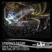 Live at the Beacon Theatre 1.17.15 by Umphrey's McGee