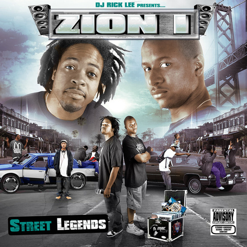 Street Legends by Zion I