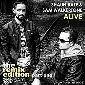 Alive (The Remix Edition Part One) by Shaun Bate