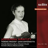 Portrait Johanna Martzy von Various Artists