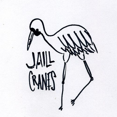 Cranes by Jaill