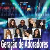 Geração de Adoradores Vol. 4 de Various Artists
