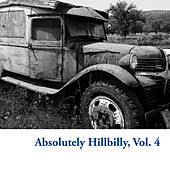 Absolutely Hillbilly, Vol. 4 de Various Artists