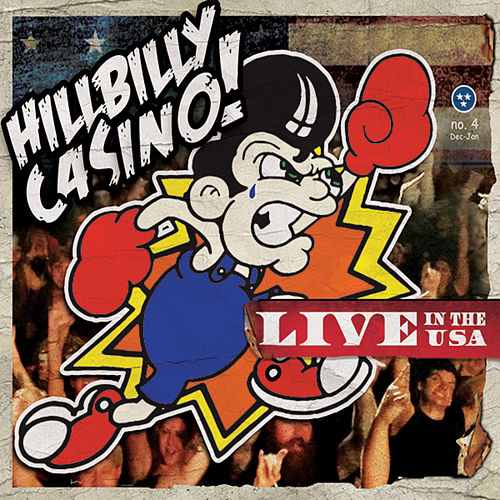 Live In the USA by Hillbilly Casino