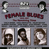 Female Blues - The Remaining Titles Vol. 2 (1938-1949) von Various Artists