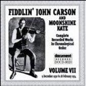 Fiddlin John Carson Vol. 7 (1930-1934) by Various Artists