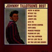 Johnny Tillotson's Best by Johnny Tillotson