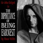 The Importance Of Being Earnest von Oscar Wilde