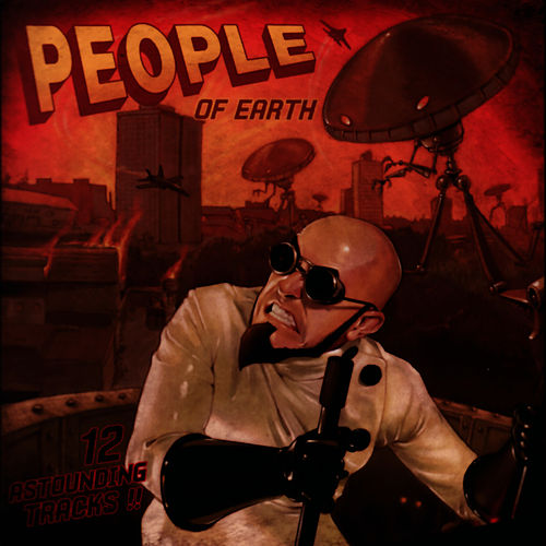 People of Earth by Dr. Steel