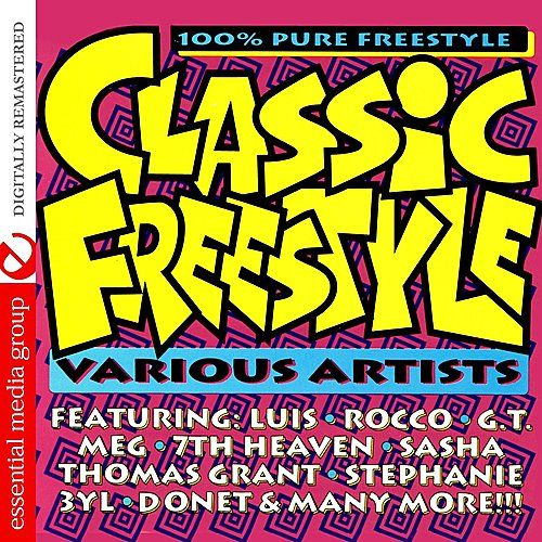 Classic Freestyle by Various Artists