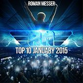 Roman Messer Top 10 January 2015 - EP by Various Artists