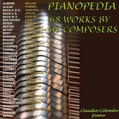 Pianopedia: 68 Works by 68 Composers by Claudio Colombo