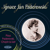 Great Musicians Of The 20th Century by Ignace Paderewski