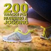 200 Tracks for Running & Jogging von Various Artists