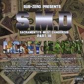 Sub-Zero S.M.D: Part 3 Disc 2 de Various Artists
