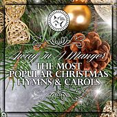 Away in a Manger - The Most Popular Christmas Hymns & Carols de Various Artists