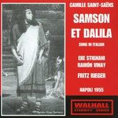 Saint-Saëns: Samson et Dalila (Sung in Italian) [Live] von Various Artists