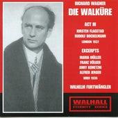 Wagner: Die Walküre, Act III & Excerpts by Various Artists