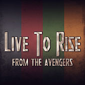 Live to Rise, Original by Soundgarden (From the Avengers) by Thematic Pianos