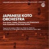 Japanese Koto Orchestra by Koto Ensemble Of Ikuta School