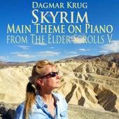 Skyrim - Main Theme on Piano - from The Elder Scrolls V by Dagmar Krug