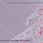 Canadian High Grade Techno - EP de Various Artists
