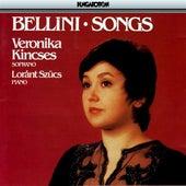 V. Bellini: Songs by Veronika Kincses
