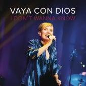 I Don't Wanna Know by Vaya Con Dios