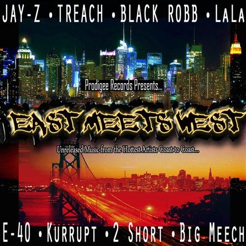 East Meets West von Various Artists